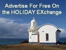 Free holiday listings on the HOLIDAY EXchange